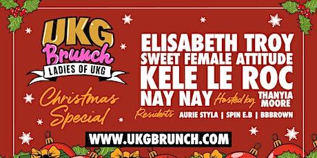 UKG Brunch - Christmas Party - Elisabeth Troy, Kele Le Roc tickets