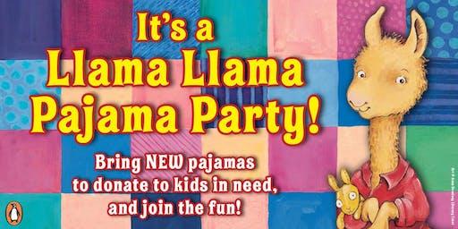 Llama Llama Pajama Party Parents Night Out