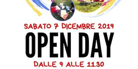 OPEN DAY Scuola dell'Infanzia Azzano San Paolo biglietti