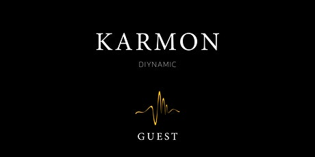 Guest - KARMON tickets