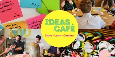 Ideas Cafe at The Collective Paper Factory