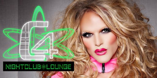 C4 Birthday Party With Willam from RuPaul's Drag Race!