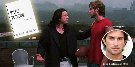 The Room Xmas Party with Greg Sestero! tickets