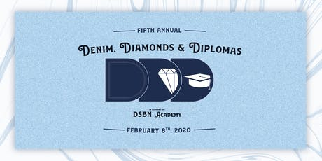 2020 Denim, Diamonds & Diplomas  tickets