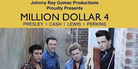The Million Dollar 4 tickets