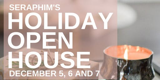 Seraphim Skin Care's Annual Holiday Open House