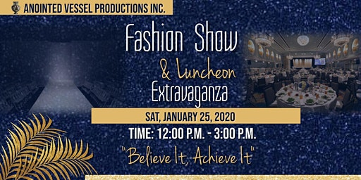 Fashion Show & Luncheon Extravaganza