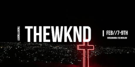 THE WKND tickets