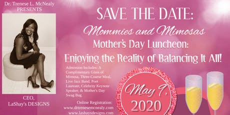 2020 Mommies and Mimosas Mother's Day Luncheon tickets