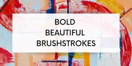 Bold, Beautiful Brushstrokes tickets