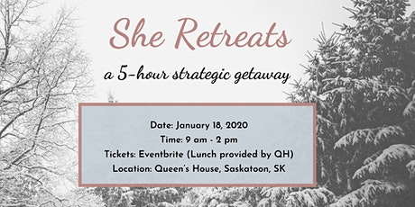 She Retreats: Pathways in the Art of Retreating tickets