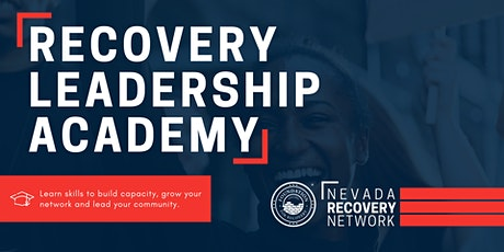 Recovery Leadership Academy tickets