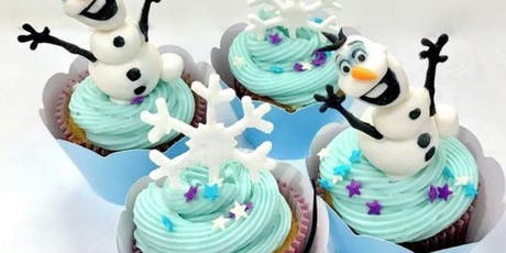 Olaf's Frozen Fun Cupcake Class tickets