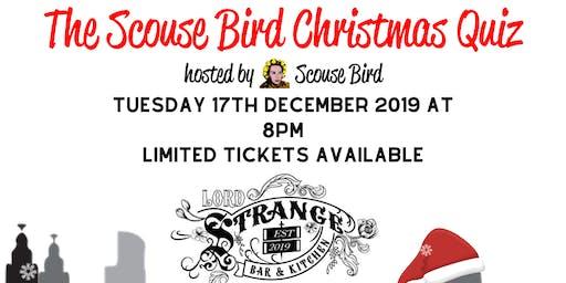 The Scouse Bird Christmas Quiz - Prescot