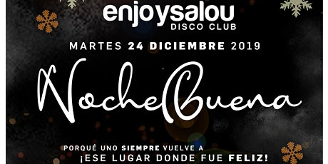 Nochebuena en ENJOY SALOU entradas