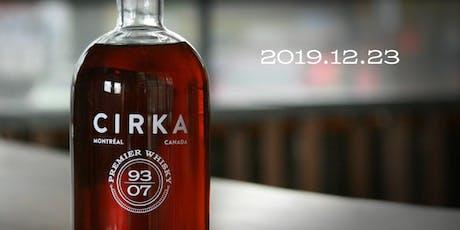 Cirka Distilleries Premier Whisky Launch tickets