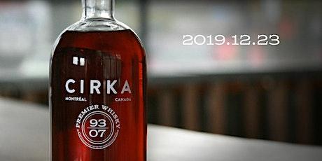Cirka Distilleries Premier Whisky Launch billets