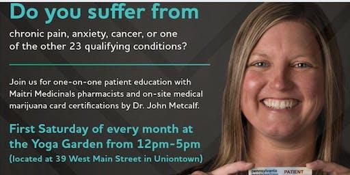 Uniontown Medical Marijuana Certifications