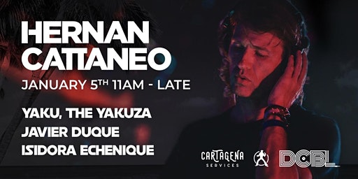 DCBL presents Hernan Cattaneo