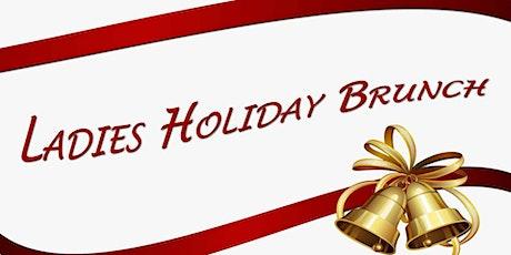 "Morristown Ladies Wine Club ""Jingle & Mingle"" Holiday Brunch! tickets"