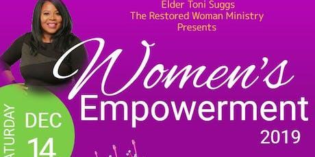 This Is My Exodus - Women Empowerment 2019 tickets