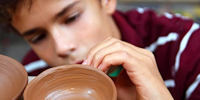 Clay for Kids | Wheel Throwing