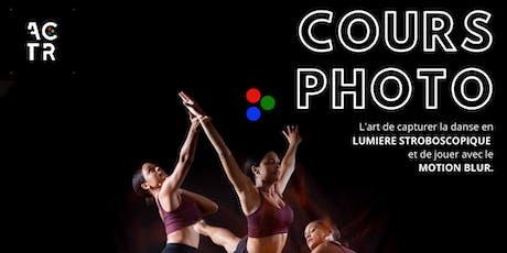 Stroboscopic Lights and Motion Blur Dance Photography tickets