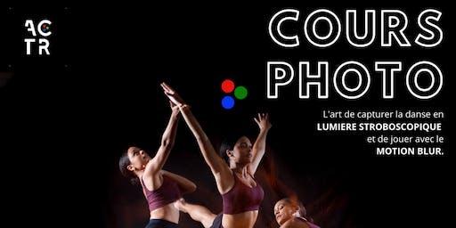 Stroboscopic Lights and Motion Blur Dance Photography