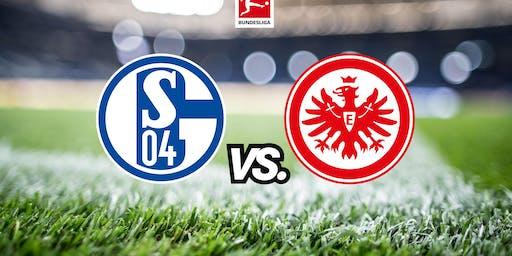 FC Schalke 04 gegen Eintracht Frankfurt