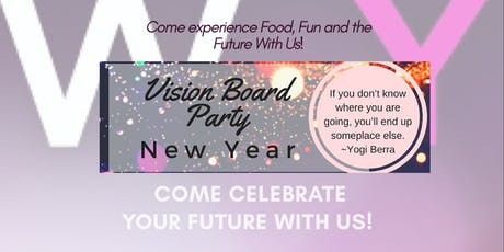 New Year New You Vision Board Party tickets