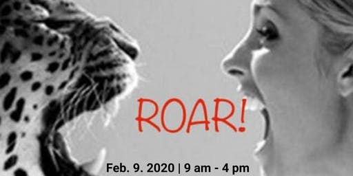 HEAR ME ROAR 2020 WOMEN'S EMPOWERMENT CONFERENCE.