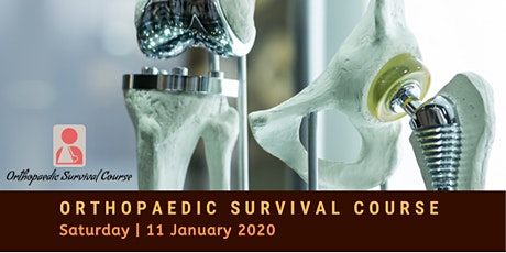 Orthopaedic On-call Survival Course - January 2020 tickets
