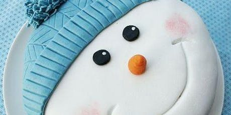 Frosty the Snowman Cake Decorating Class tickets