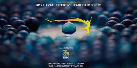 2019 Elevate Executive Leadership Forum tickets