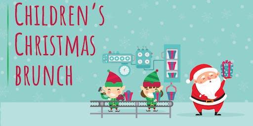 Children Christmas Brunch