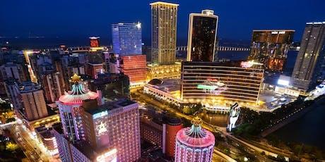 Macau 20 anos bilhetes