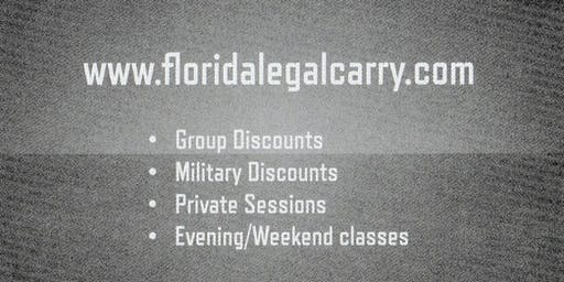 Concealed Weapons in Florida
