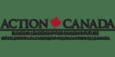 Panel d'Action Canada – La nature changeante du travail : vers la parité billets