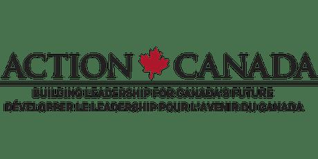 Panel d'Action Canada – La nature changeante du travail : vers la parité tickets