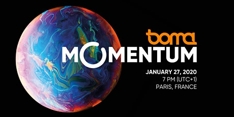 Boma Momentum Viewing Party tickets