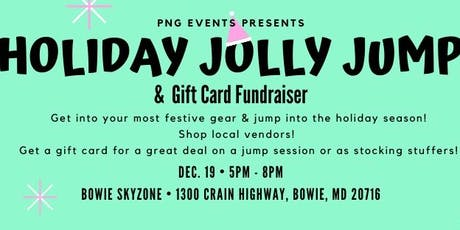 Holiday Jolly Jump and Gift Card Fundraiser tickets
