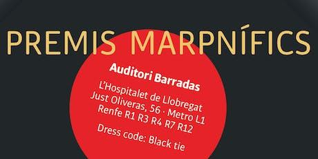 MARPnífics d'Or: Presentació pública dels projectes de MARP [matí] entradas