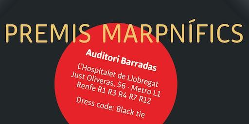 MARPnífics d'Or: Presentació pública dels projectes de MARP [matí]