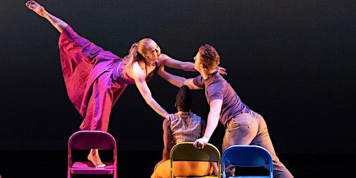 Carolyn Dorfman Dance in Leap Love Dance