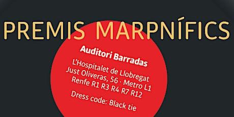 MARPnífics d'Or: Presentació pública dels projectes de MARP [tarda] entradas