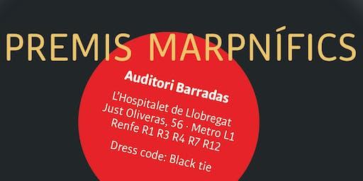 MARPnífics d'Or: Presentació pública dels projectes de MARP [tarda]