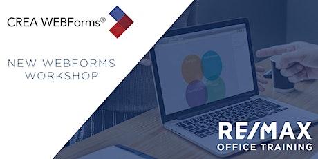 New Webforms Workshop-LS-PM tickets