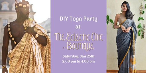 DIY Toga Party