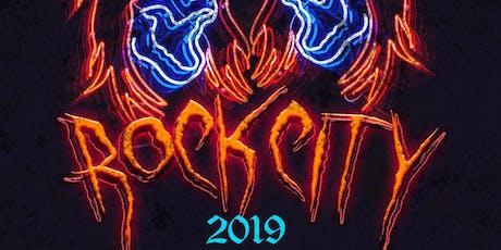 Radical - Rock City 2019 boletos