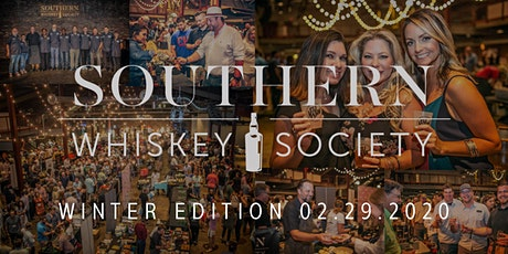 Southern Whiskey Society - 2020 Winter Edition tickets